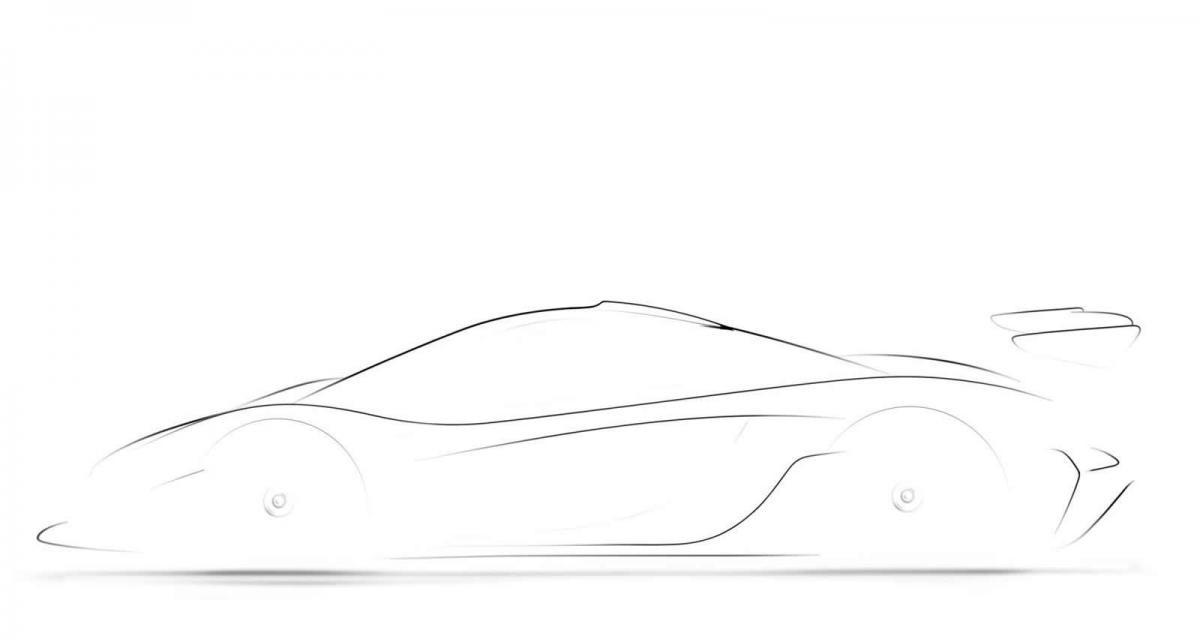 McLaren P1 GTR : un joujou extra de 1 000 ch