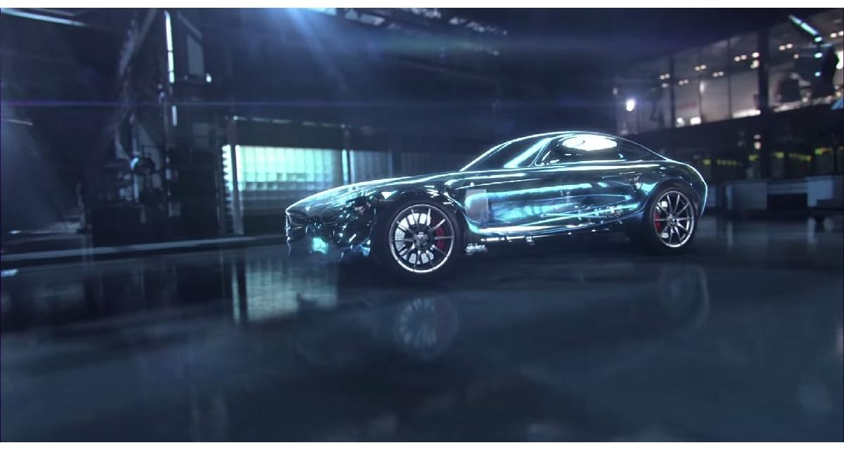 Mercedes-AMG GT : 510 ch pour le V8 biturbo