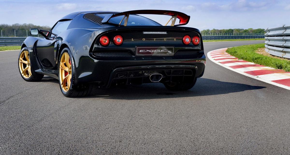 Lotus Exige LF1 : une série limitée à 81 exemplaires