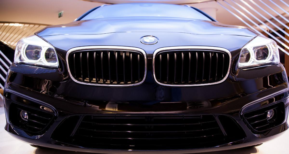 Monospace BMW Série 2 Active Tourer : première française à Paris