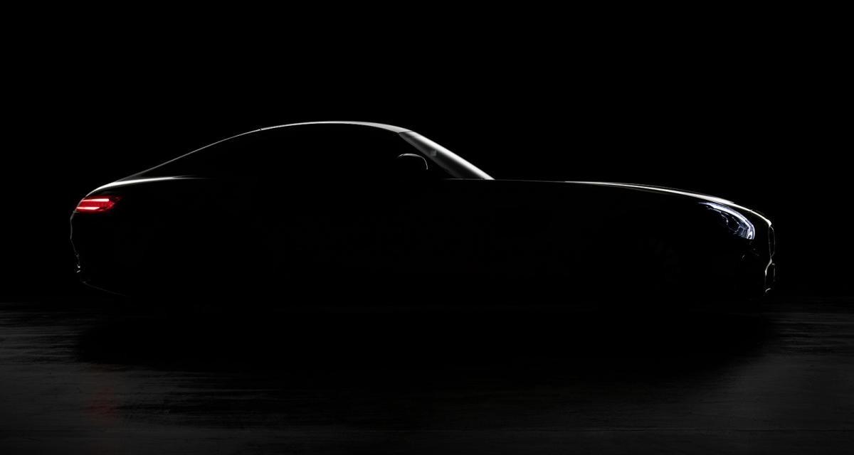 Mercedes-AMG GT : première photo