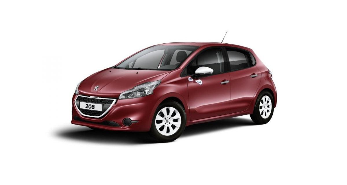 Nouvelle Peugeot 208 Like La S 233 Rie Sp 233 Ciale Accessible