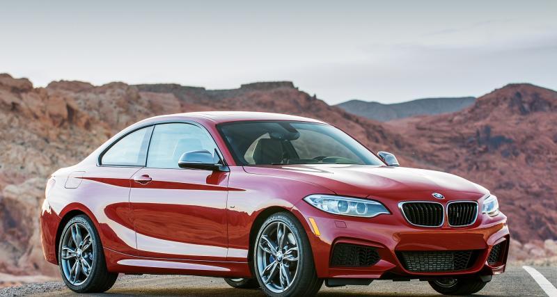 BMW Série 2 Coupé : une M235i xDrive et une 228i à l'été prochain