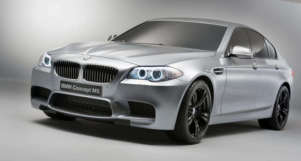 30 ans de BMW M5 : une édition anniversaire de 600 ch en vue ?