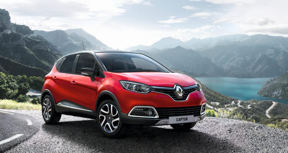 Renault Captur : série limitée Helly Hansen