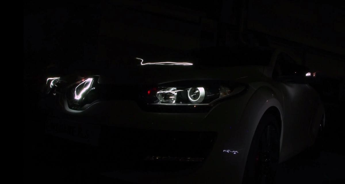 Renault Mégane R.S. : la nouvelle version se laisse entrevoir