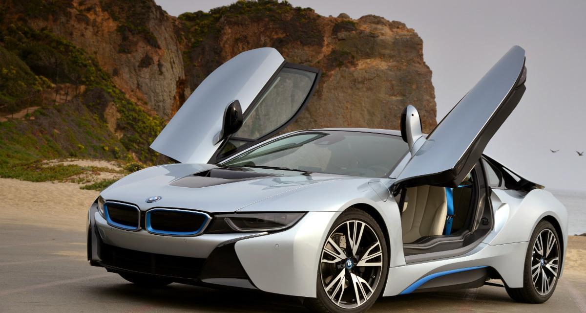 BMW i8 : 141 950 € pour la GT hybride
