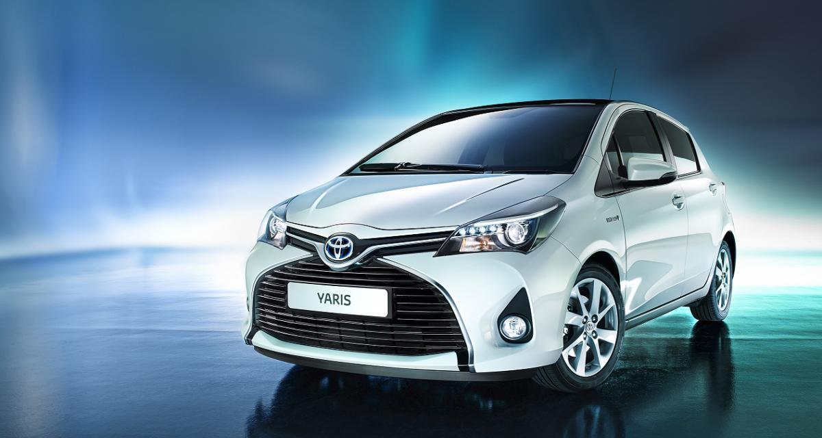 Toyota Yaris restylée : le kaizen à l'oeuvre