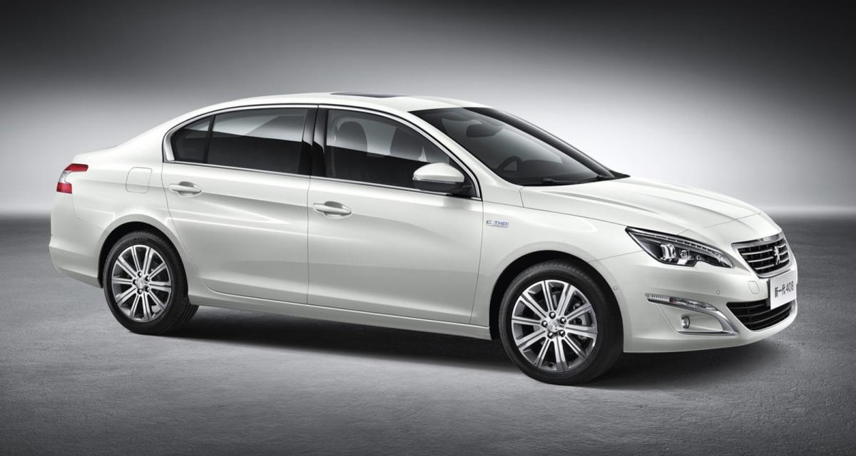 Peugeot 408 : la 308 prend du coffre