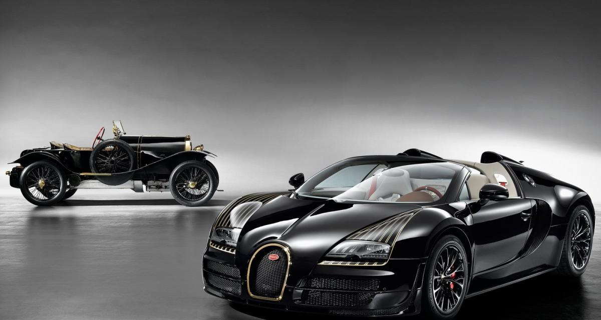 La cinquième série des Légendes de Bugatti sera dévoilée