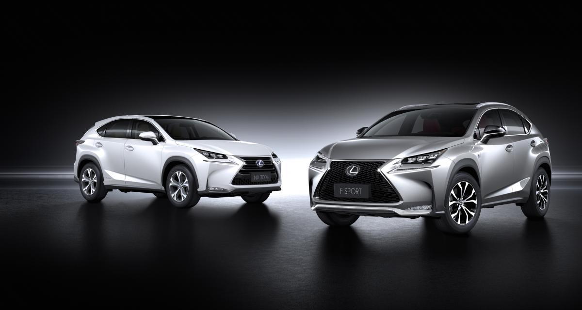 Lexus NX : premières infos