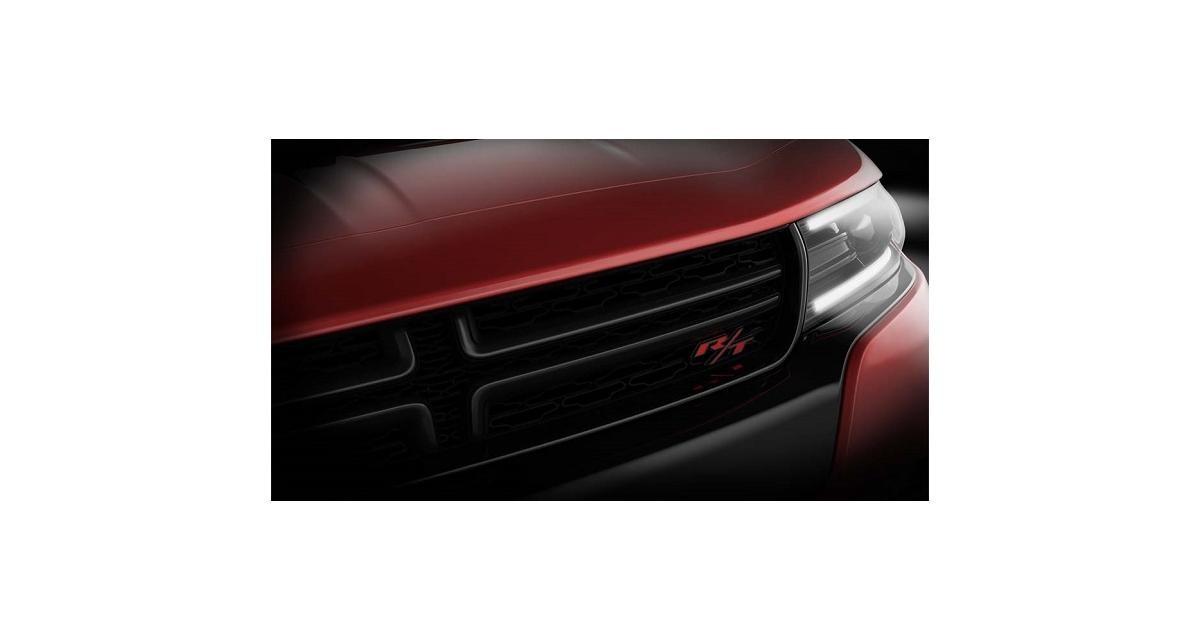 Dodge : les futures Charger et Challenger débarqueront à New York