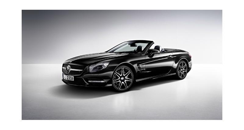 Mercedes SL 400 : adieu atmo