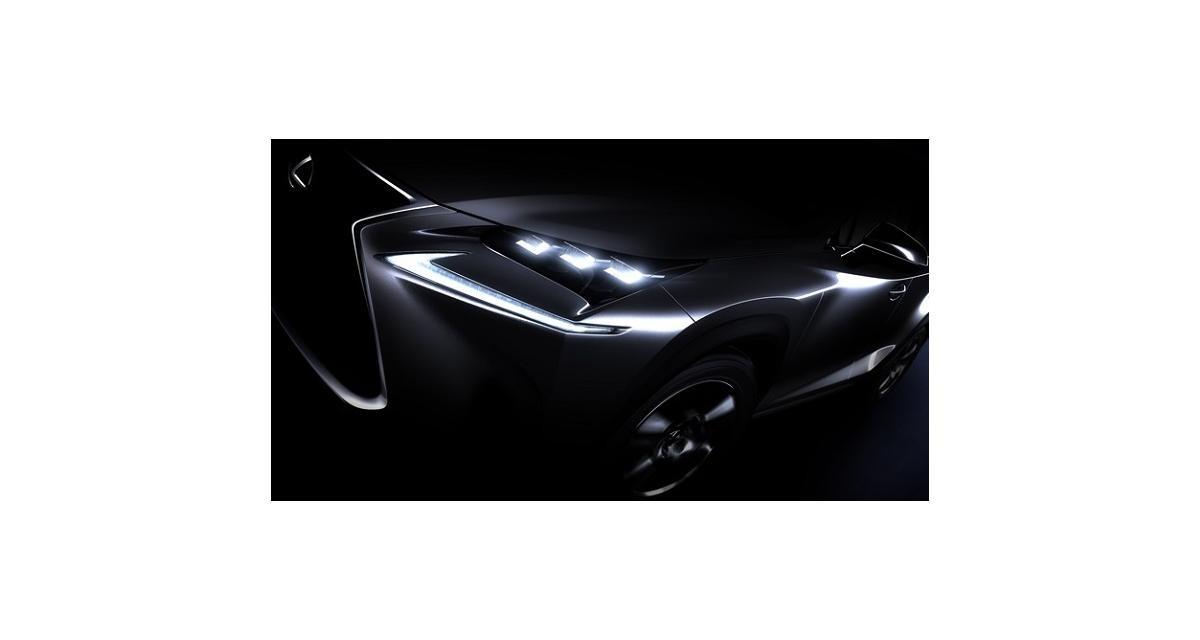 Lexus NX : un petit frère pour le RX