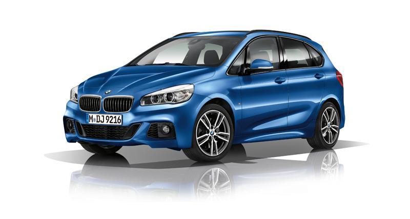 BMW Série 2 Active Tourer : le pack M en images