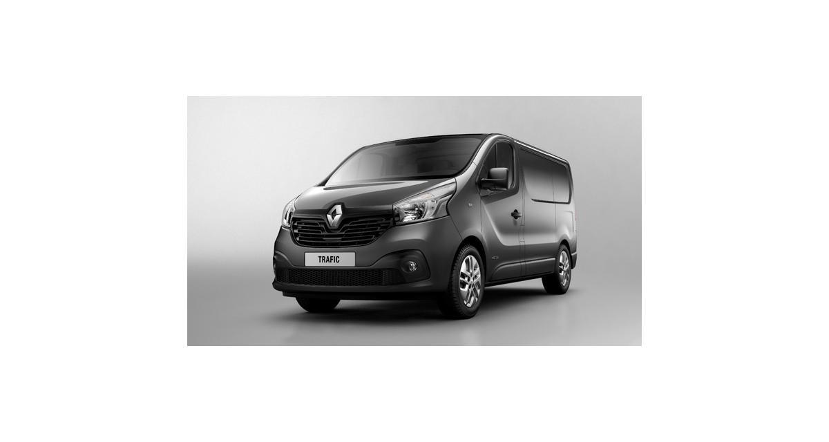 Renault Trafic 2014 : nouveau look et nouveaux moteurs