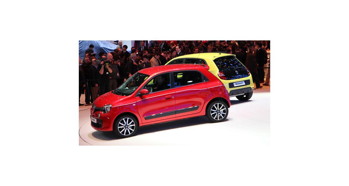 Nouvelle Renault Twingo : premières impressions