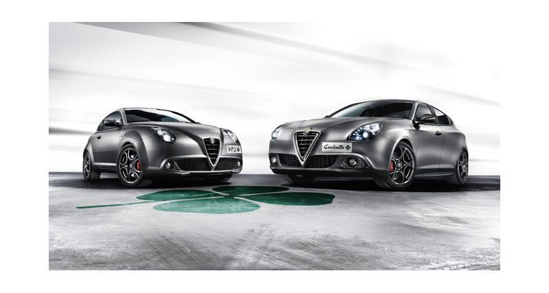 Alfa Romeo MiTo et Giulietta QV : évolutions mécaniques pour 2014