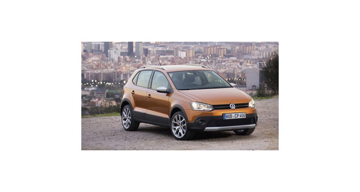 Genve 2014 Volkswagen Crosspolo