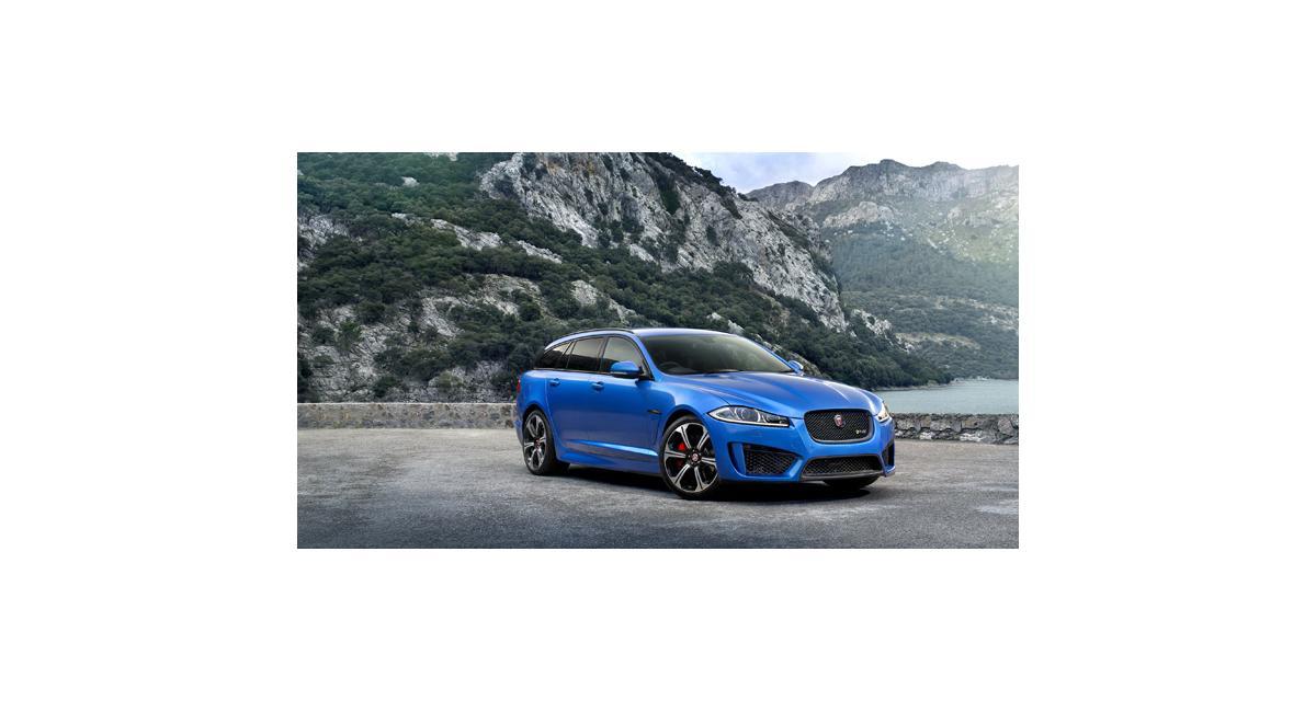Jaguar XFR-S Sportbrake : sus aux allemandes !