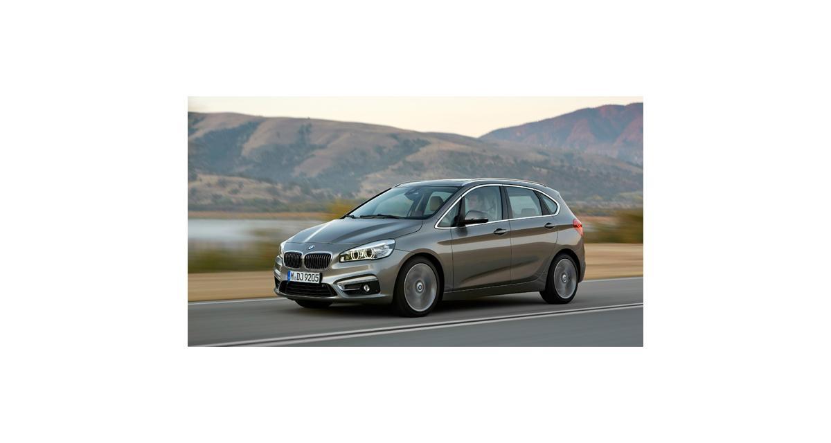 Monospace BMW Série 2 Active Tourer : terre inconnue