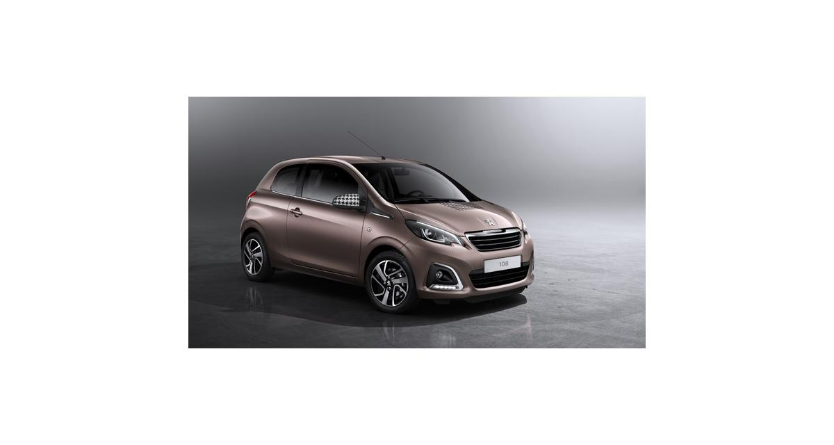 Peugeot 108 : objectif Nouvelle Twingo