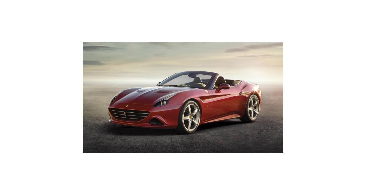 Ferrari California T : du style et des chevaux pour Genève