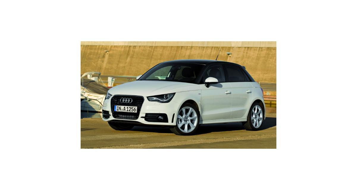 Audi S1 : elle sera à Genève