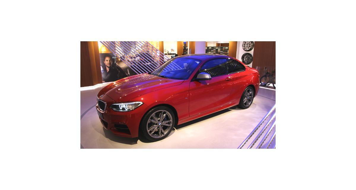 BMW Série 2, M4 et Série 4 cabriolet : premier contact