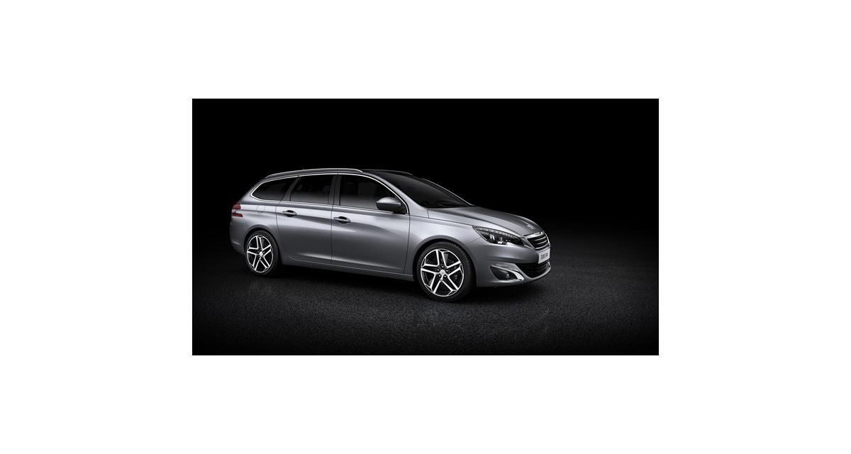 Peugeot 308 SW : à partir de 22 350 €