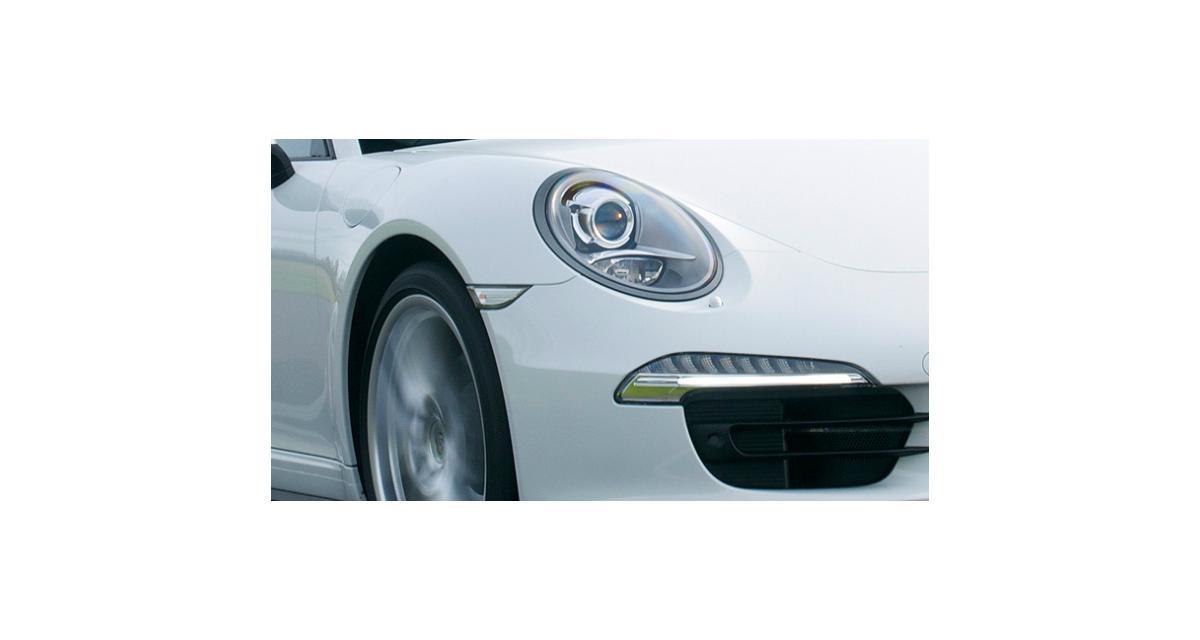 Porsche 911 : la Targa sera à Detroit