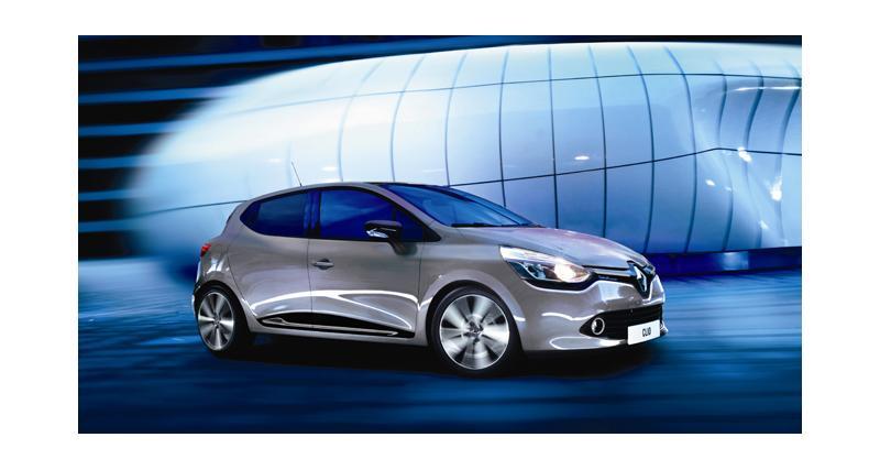Renault Clio : nouvelle série limitée Graphite