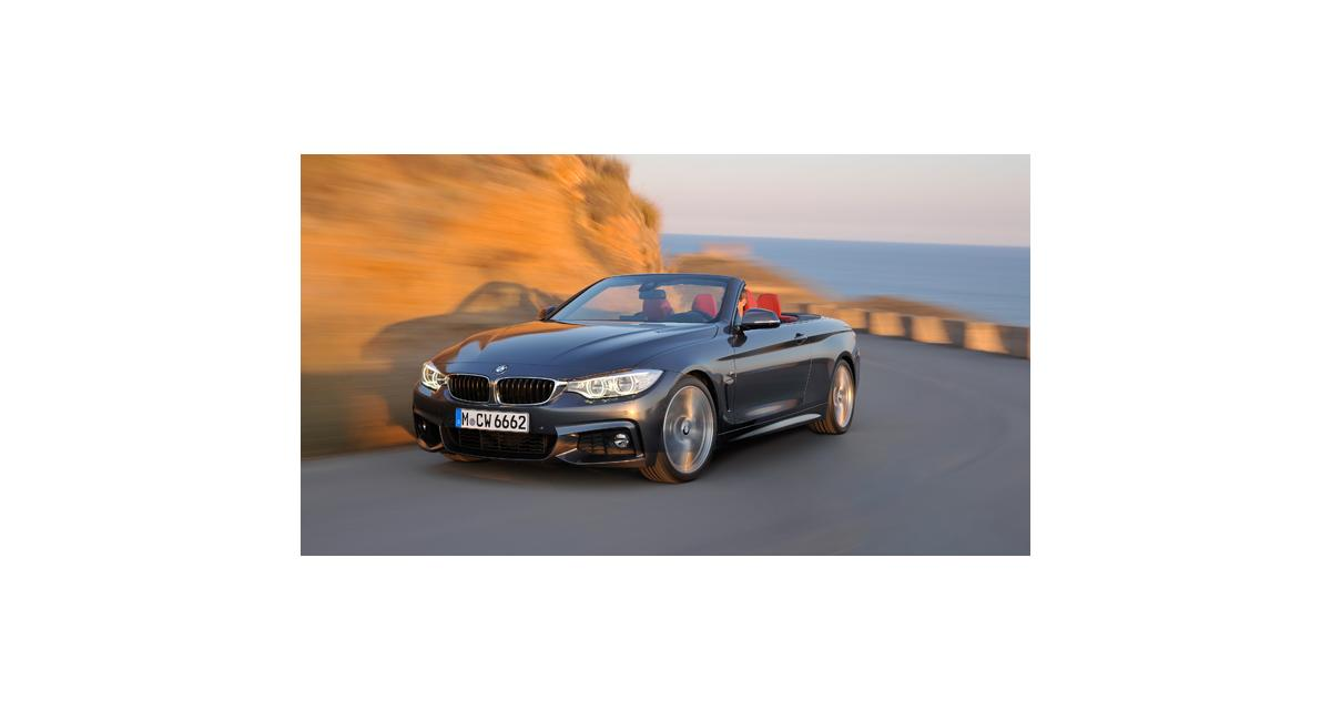 BMW Série 4 Cabriolet : les tarifs