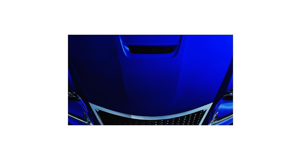 Lexus RC F : ça se précise
