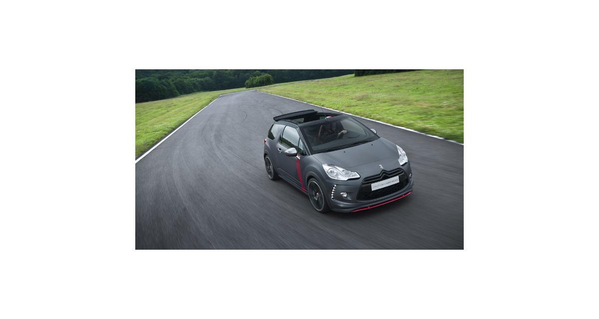 Citroën DS3 Cabrio Racing : bientôt en concession