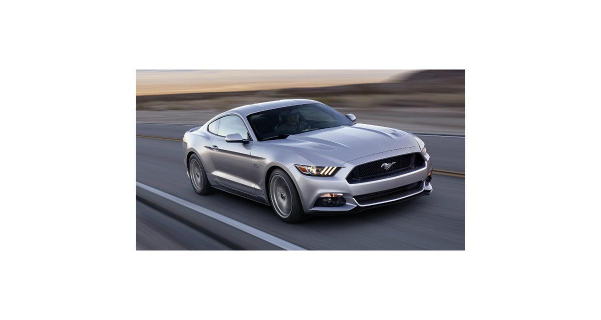 Ford Mustang : les dernières infos