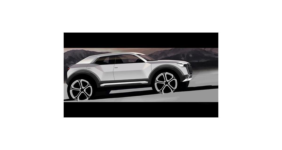 Audi Q1 : rendez-vous en 2016