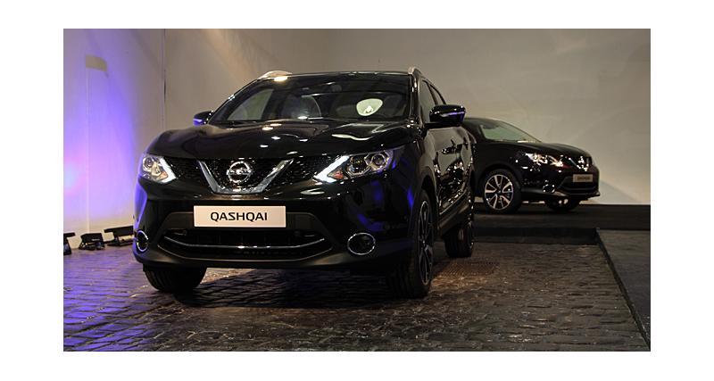Nissan Qashqai 2 : première rencontre