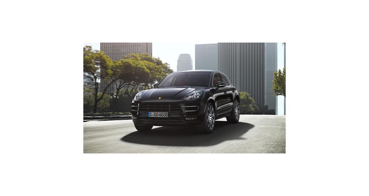 Porsche Macan : tous les tarifs
