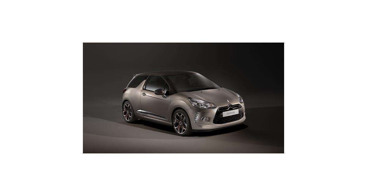 Citroën DS3 DS World Paris : série très limitée