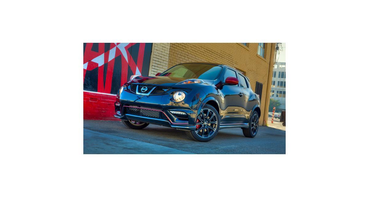Los Angeles 2013 : Nissan Juke Nismo RS