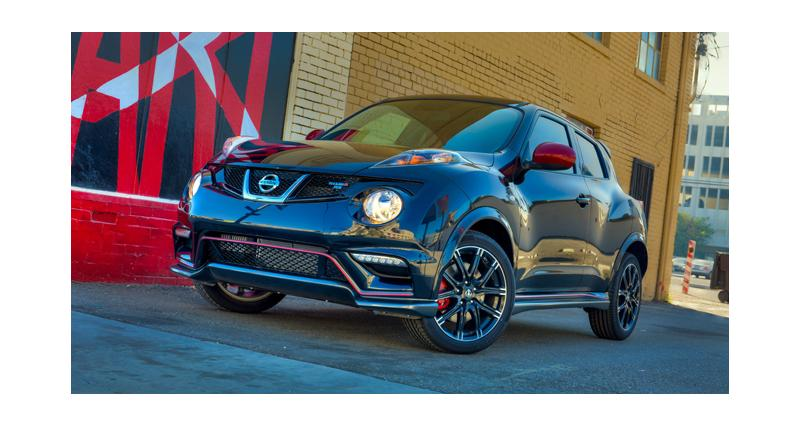 Los Angeles 2013 : Nissan Juke Nismo RS