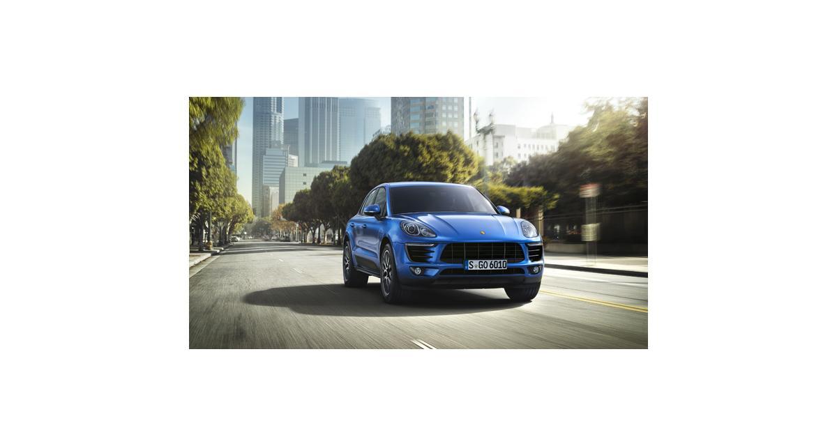 Porsche Macan : toutes les infos et photos du petit SUV