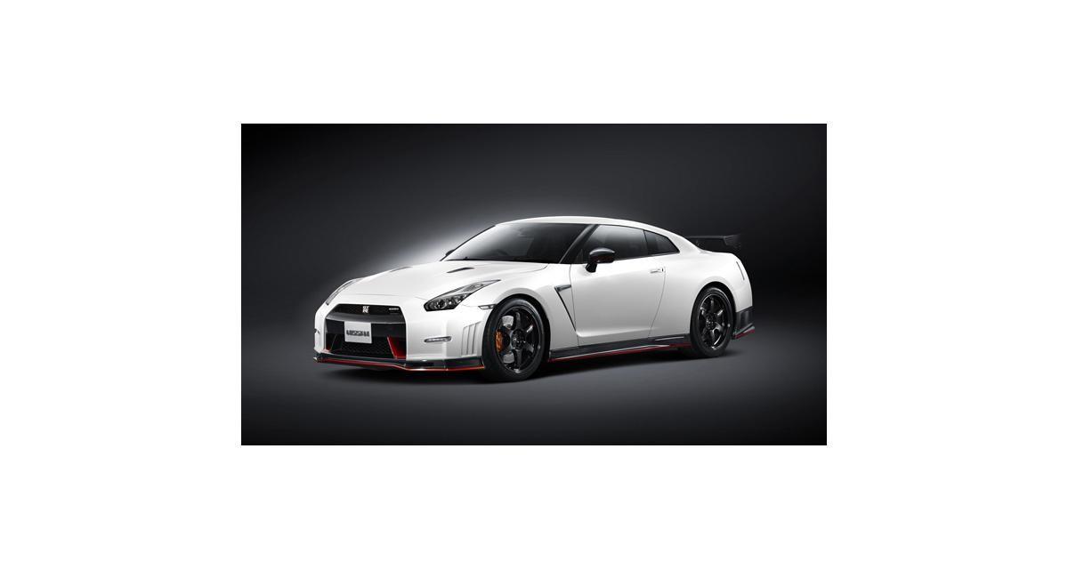Nissan GT-R : la Nismo et le modèle 2014 à Tokyo