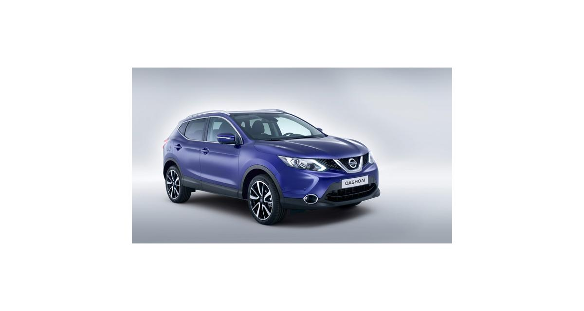 Nissan Qashqai 2014 : the show must go on