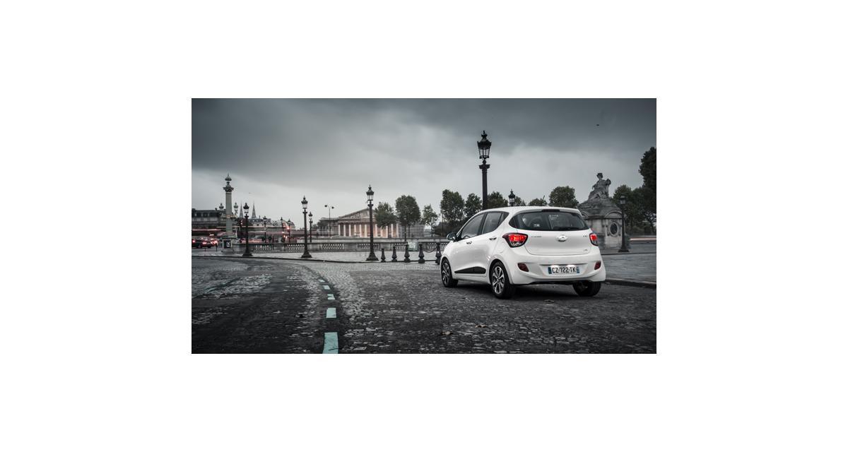 Hyundai i10 : tous les tarifs de la nouvelle génération