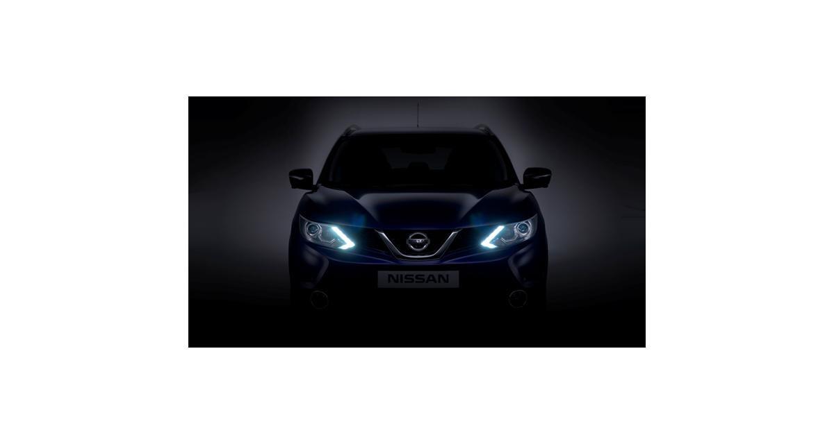 Nouveau Nissan Qashqai : veillée d'armes