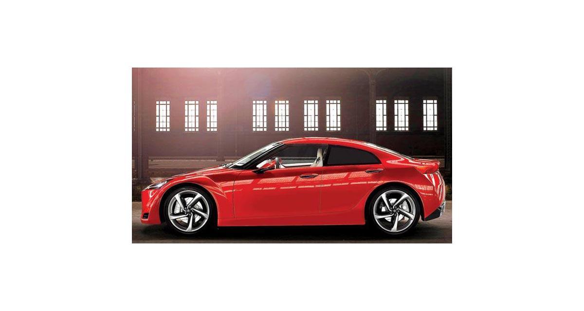 Toyota GT86 : la berline en approche ?