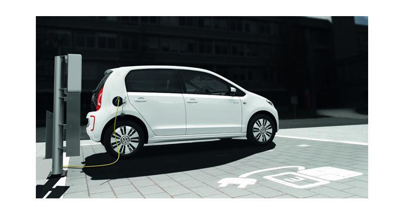Volkswagen e-up! : à partir de 19 650 euros