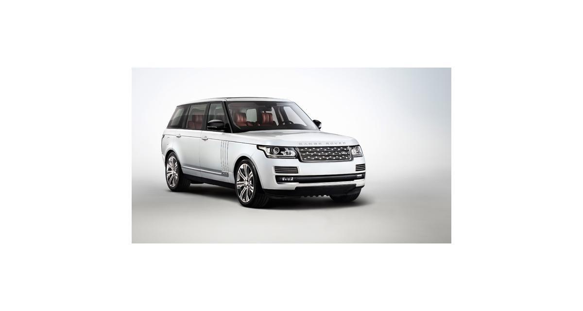 Range Rover : une version à empattement long